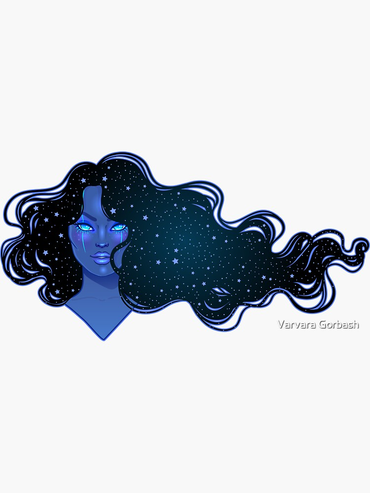 Night hair by varka