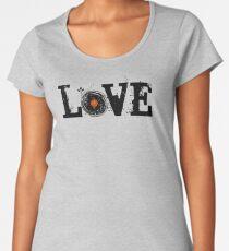 Love Vinyl Records Women's Premium T-Shirt