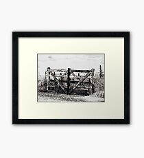 Timeless...I remember this place... Framed Print