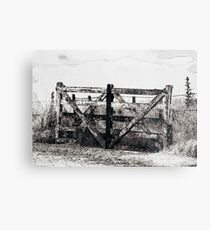 Timeless...I remember this place... Metal Print