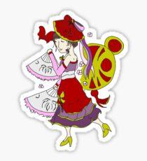 Sky Dancer Hwahee Summoners War Sticker
