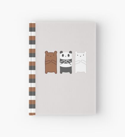 Bears Hardcover Journal