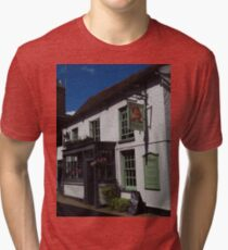 The Old Mariner, Woodbridge Tri-blend T-Shirt