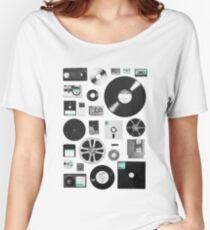 Data Women's Relaxed Fit T-Shirt