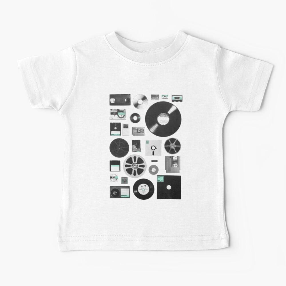 Datos Camiseta para bebés
