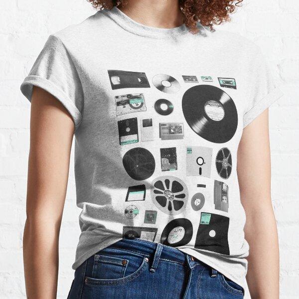 Data T-shirt classique