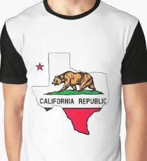 California Graphic T Shirt