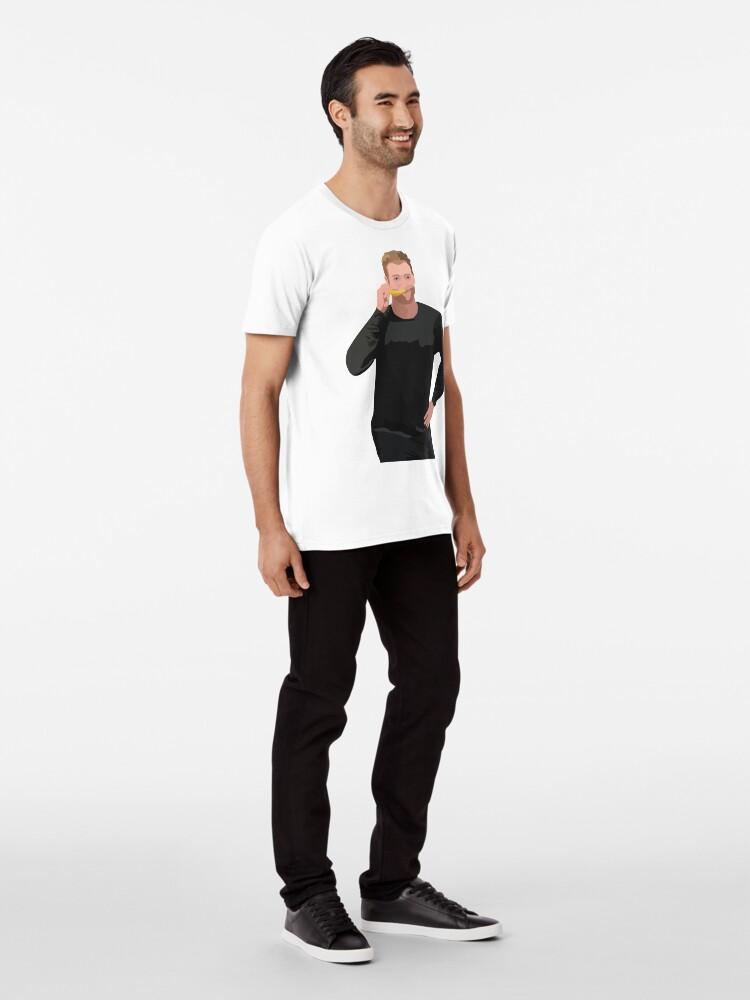 Alternate view of Dougie Bomb Premium T-Shirt