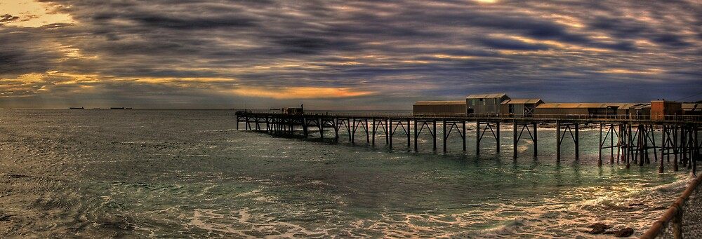Catherine Hill Bay (HDR) by Steve D
