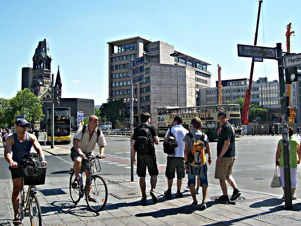 Hardenberg Platz by metronomad