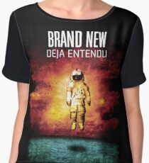 Brand New - Deja Entendu Women's Chiffon Top