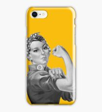 Rosie the riveter | Feminism iPhone Case/Skin