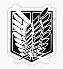 Attack on Titan Sticker