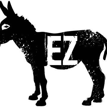 Easy Donkey!  by houghsneckt
