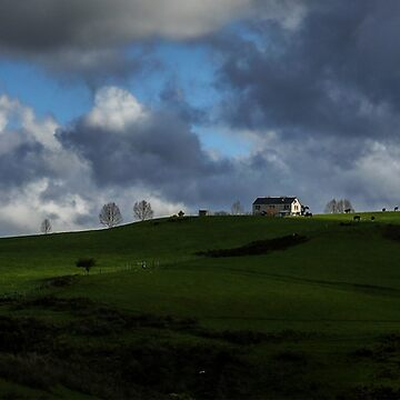 House on the Hill by JosieJackson