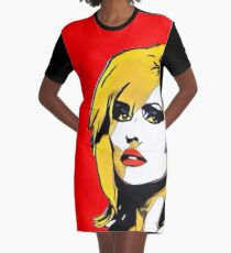 Debbie Graphic T-Shirt Dress