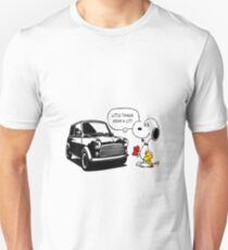 Mini things mean a lot Unisex T-Shirt
