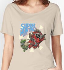 Super Hunting Bros Women's Relaxed Fit T-Shirt
