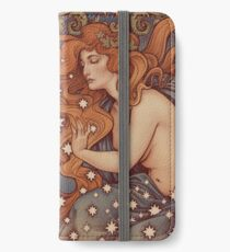 COSMIC LOVER - Color version iPhone Wallet/Case/Skin