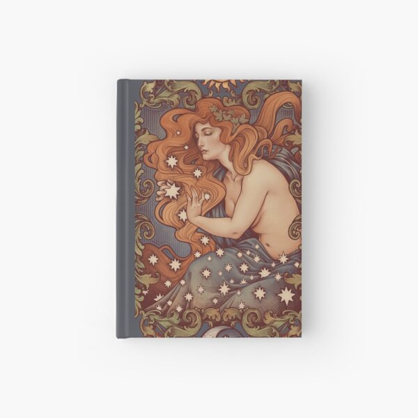 COSMIC LOVER - Color version Hardcover Journal