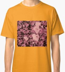 Lilac lush marble glam Classic T-Shirt