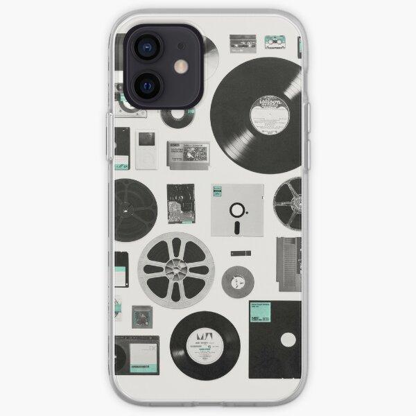 Data iPhone Soft Case
