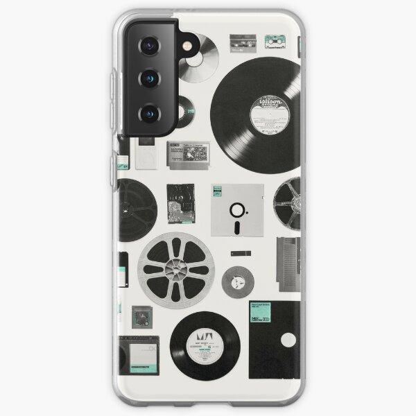 Data Samsung Galaxy Soft Case