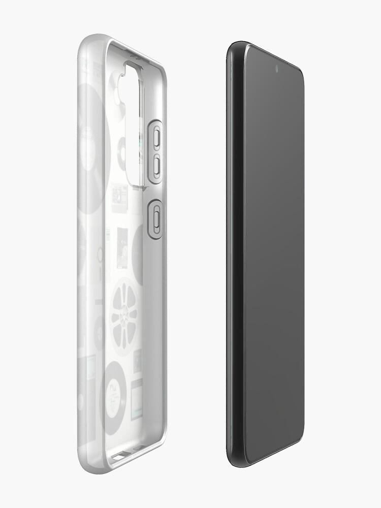Alternate view of Data Case & Skin for Samsung Galaxy
