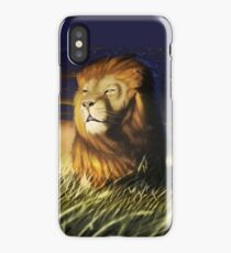 The Kings Last Sunset iPhone Case/Skin