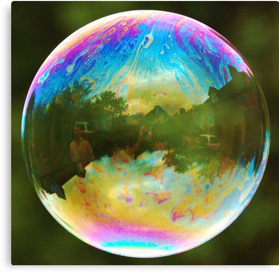 Planet Bubble by Richard Heeks