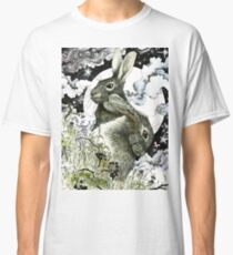 Hares in the Hedgerows Classic T-Shirt