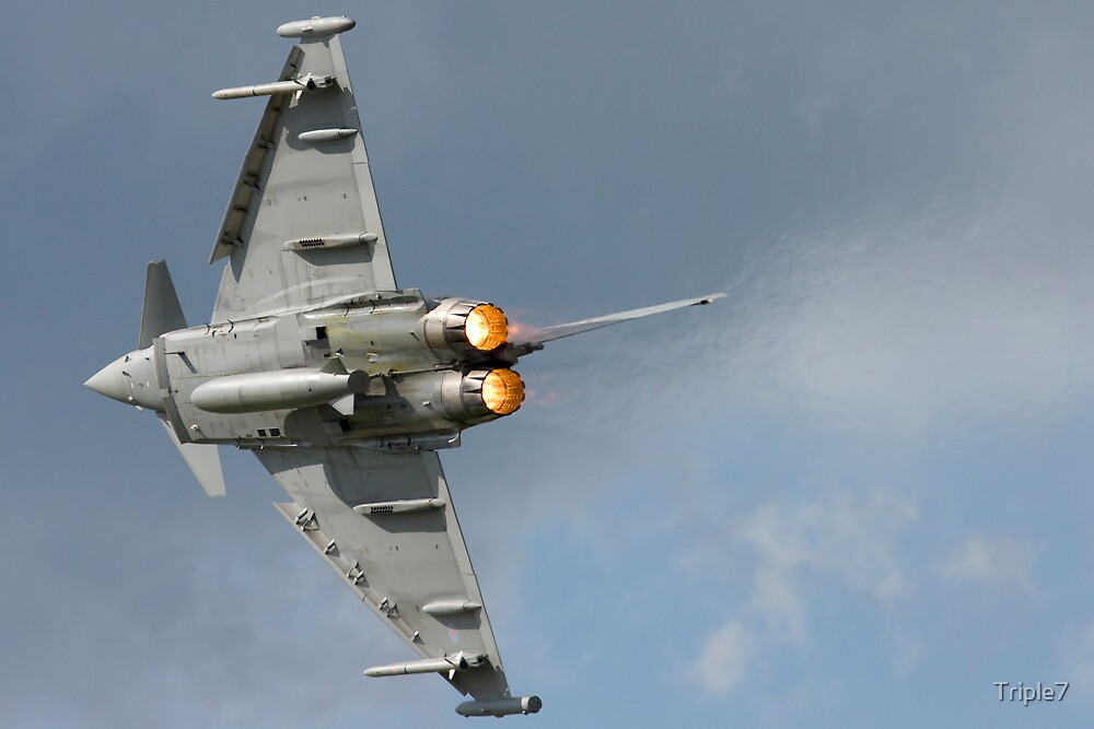 Kemble Air Day - Typhoon by Triple7