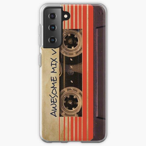 Awesome Mix Vol 1 Original Samsung Galaxy Soft Case