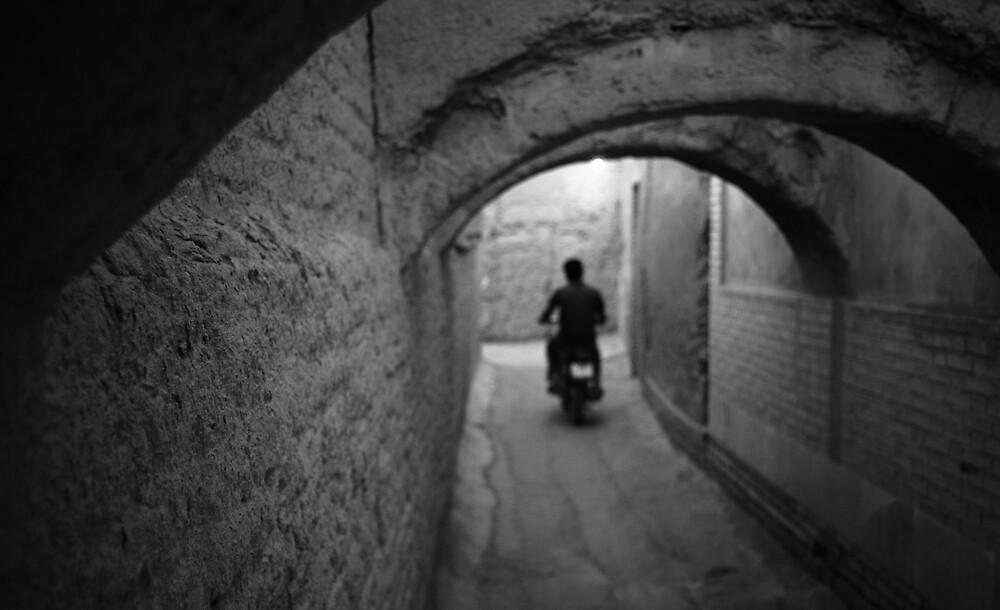 Riders of Yazd, Iran by Desmond Kavanagh