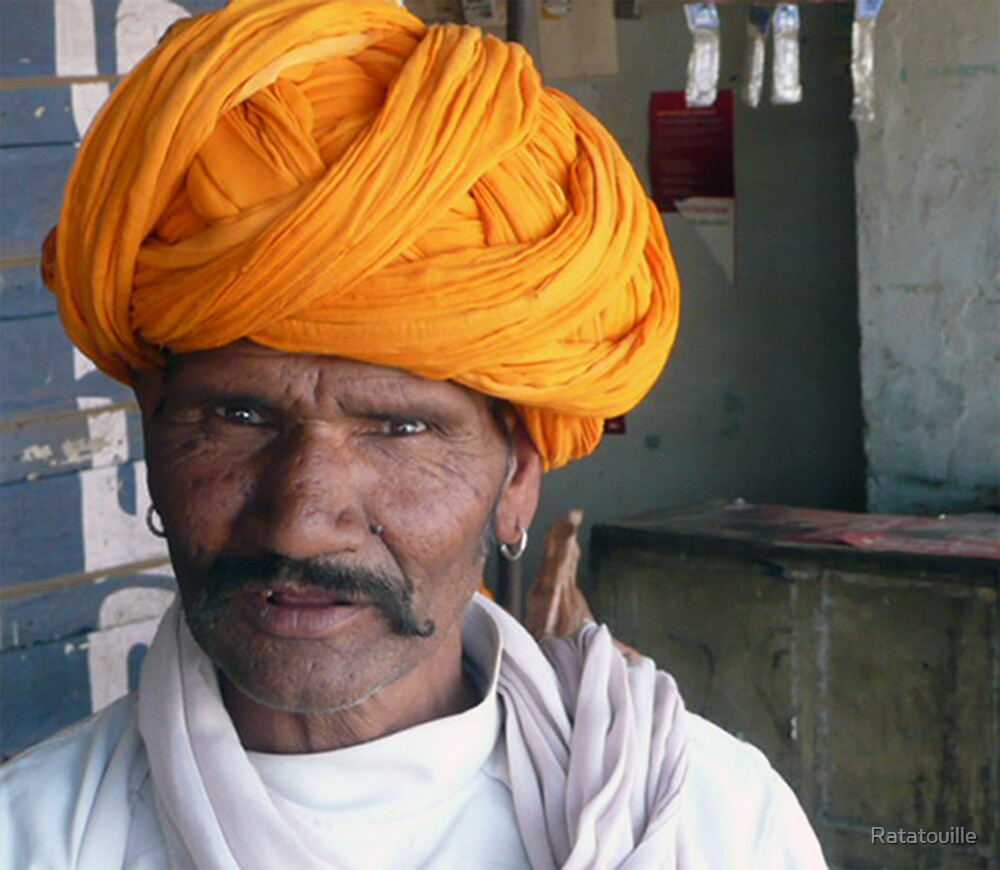 Man of India by Ratatouille