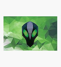 Rubick Low Poly Art Photographic Print