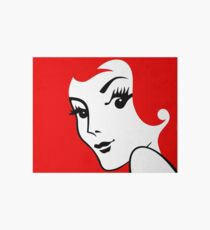 Miss Redhead [iPad / Phone cases / Prints / Clothing / Decor] Art Board
