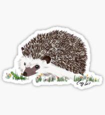 Harold and the Caterpillar  Sticker