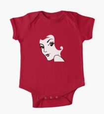 Miss Redhead [iPad / Phone cases / Prints / Clothing / Decor] One Piece - Short Sleeve