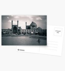 Esfahan, Paris of the Middle East Postcards
