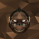 Pudge Low Poly Art by giftmones