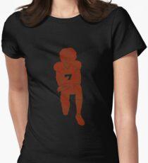 Kaepernick Women's Fitted T-Shirt