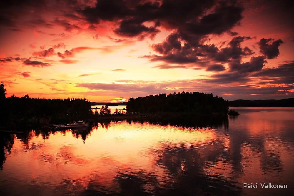 Summer nights.. II by Päivi  Valkonen