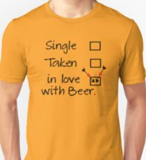 in love with beer T-Shirt