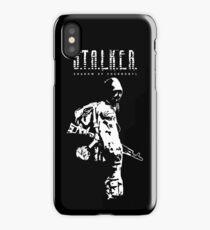 Stalker SOC White iPhone Case/Skin