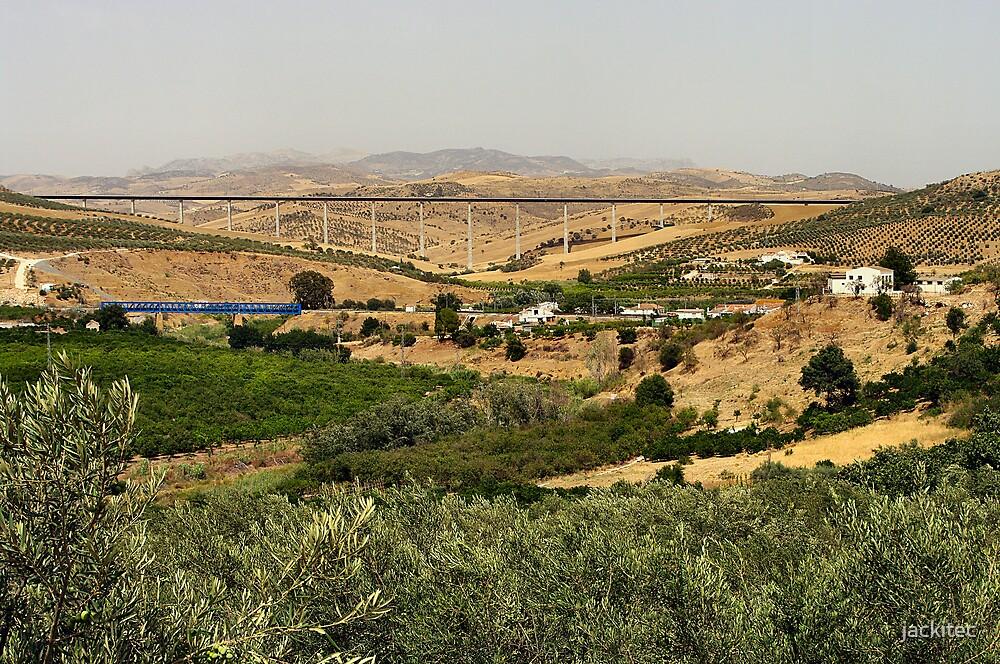 High Speed Railway Bridge by jackitec