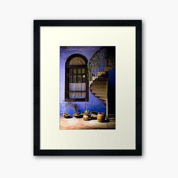 Cheong Fatt Tze Mansion Framed Art Print