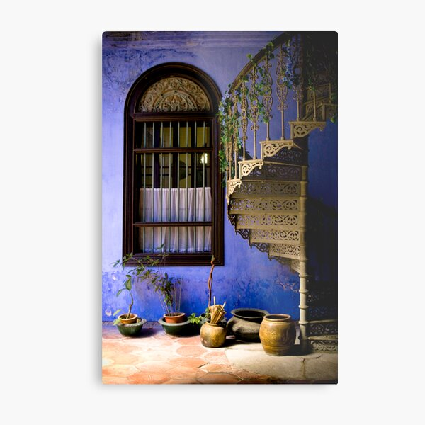 Cheong Fatt Tze Mansion Metal Print
