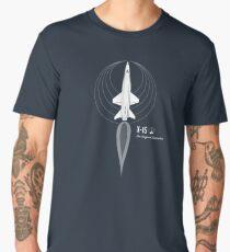 X-15 - The Original Spaceplane Men's Premium T-Shirt