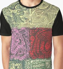 Post-its 3 Graphic T-Shirt